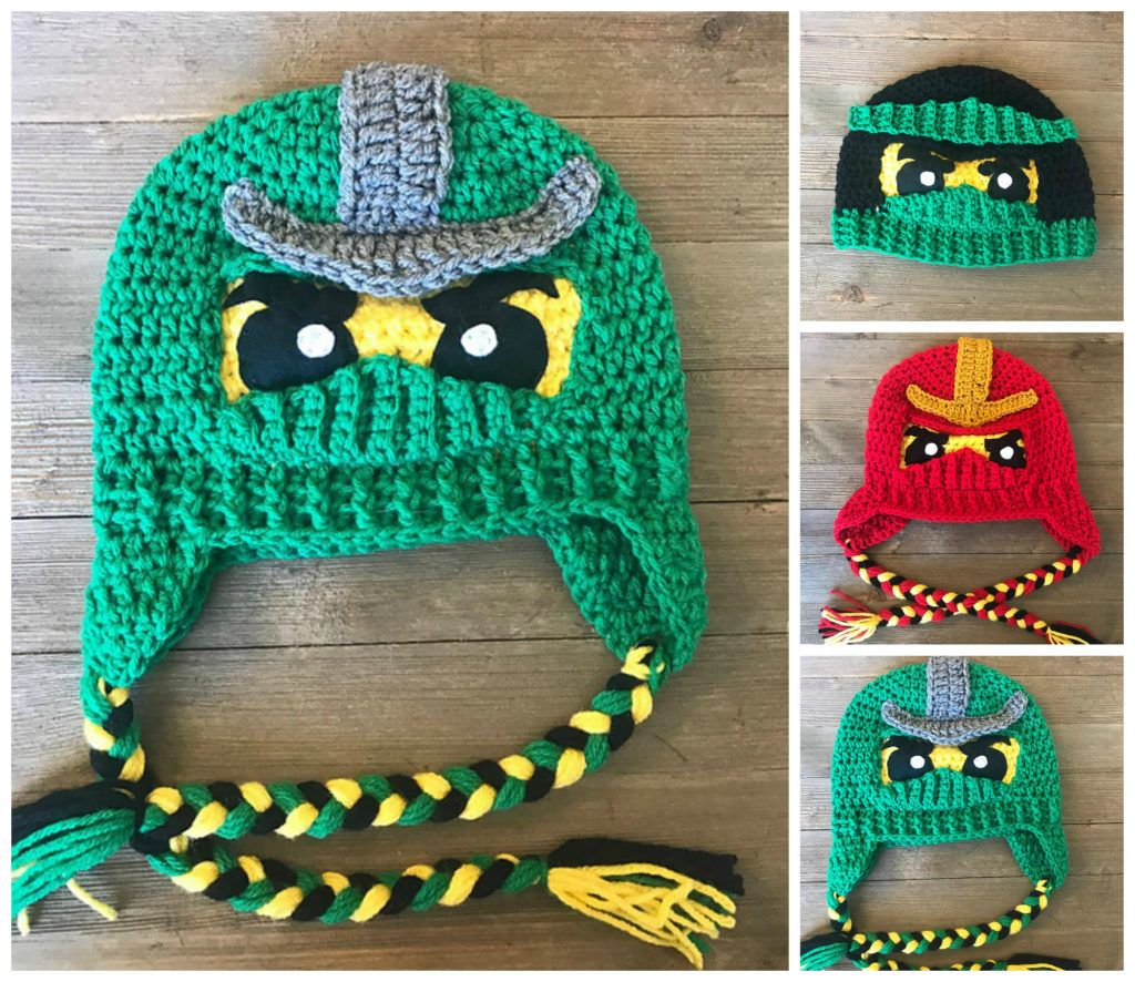 Pattern crochet a ninjago helmut or hat comes in two styles pattern crochet a ninjago helmut or hat comes in two styles bankloansurffo Image collections