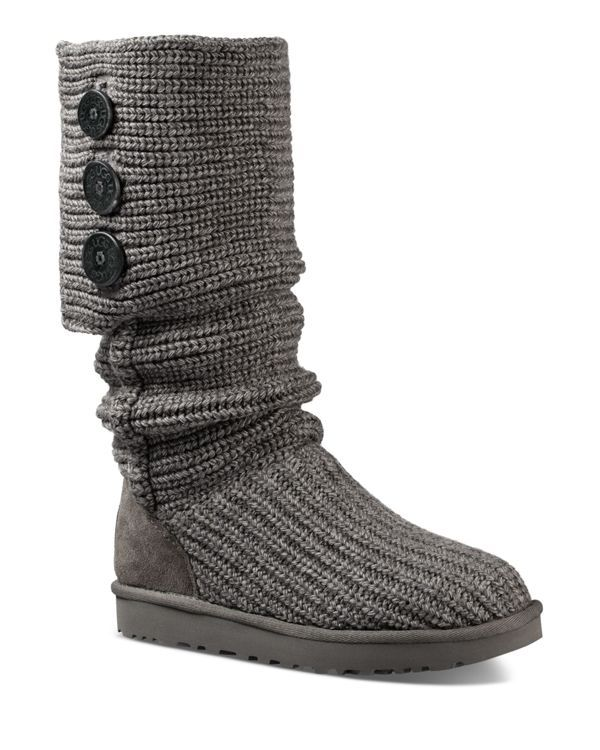 ugg boots knitted