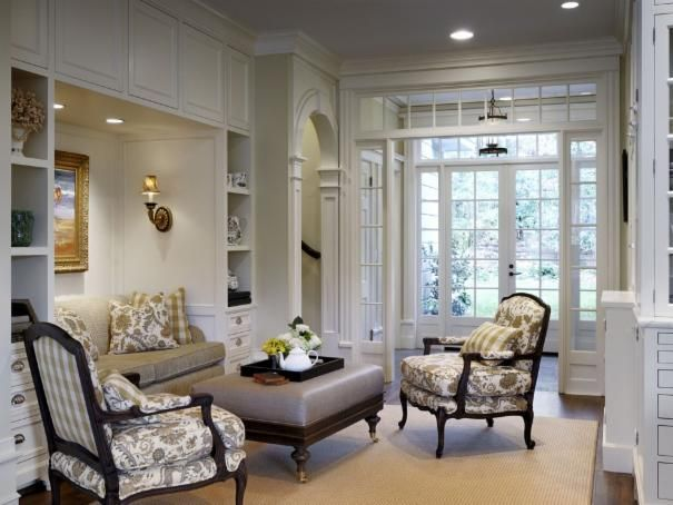 Photo Of Beige Traditional Living Room Project In Seattle WA By Graciela Rutkowski Interiors