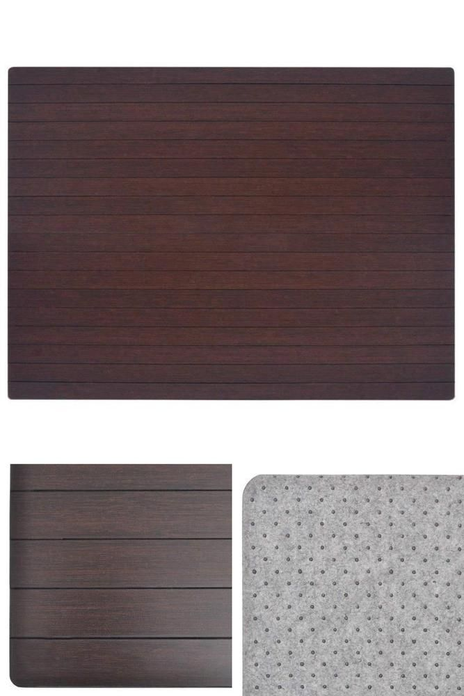Large Floor Protection Rug Home Office Chair Mat Anti Slip ...