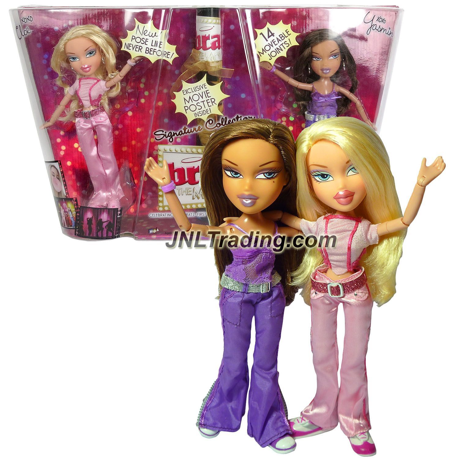 bratz the movie yasmin doll - photo #26