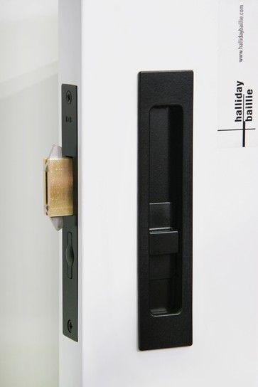 Sliding Door Hardware HB 690 Privacy Lock - Halliday Baillie ... on