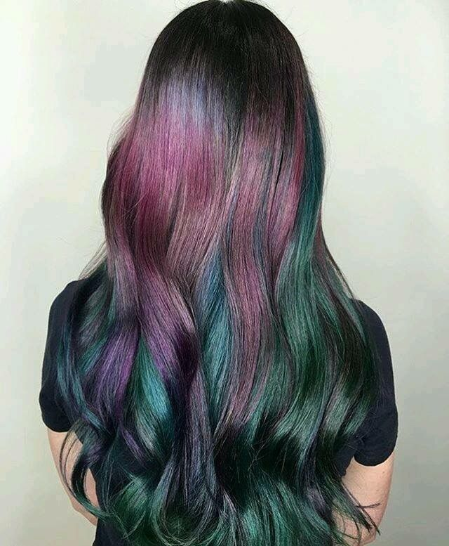 Pin By Anna On Locks Pinterest Creative Hair Color Hair