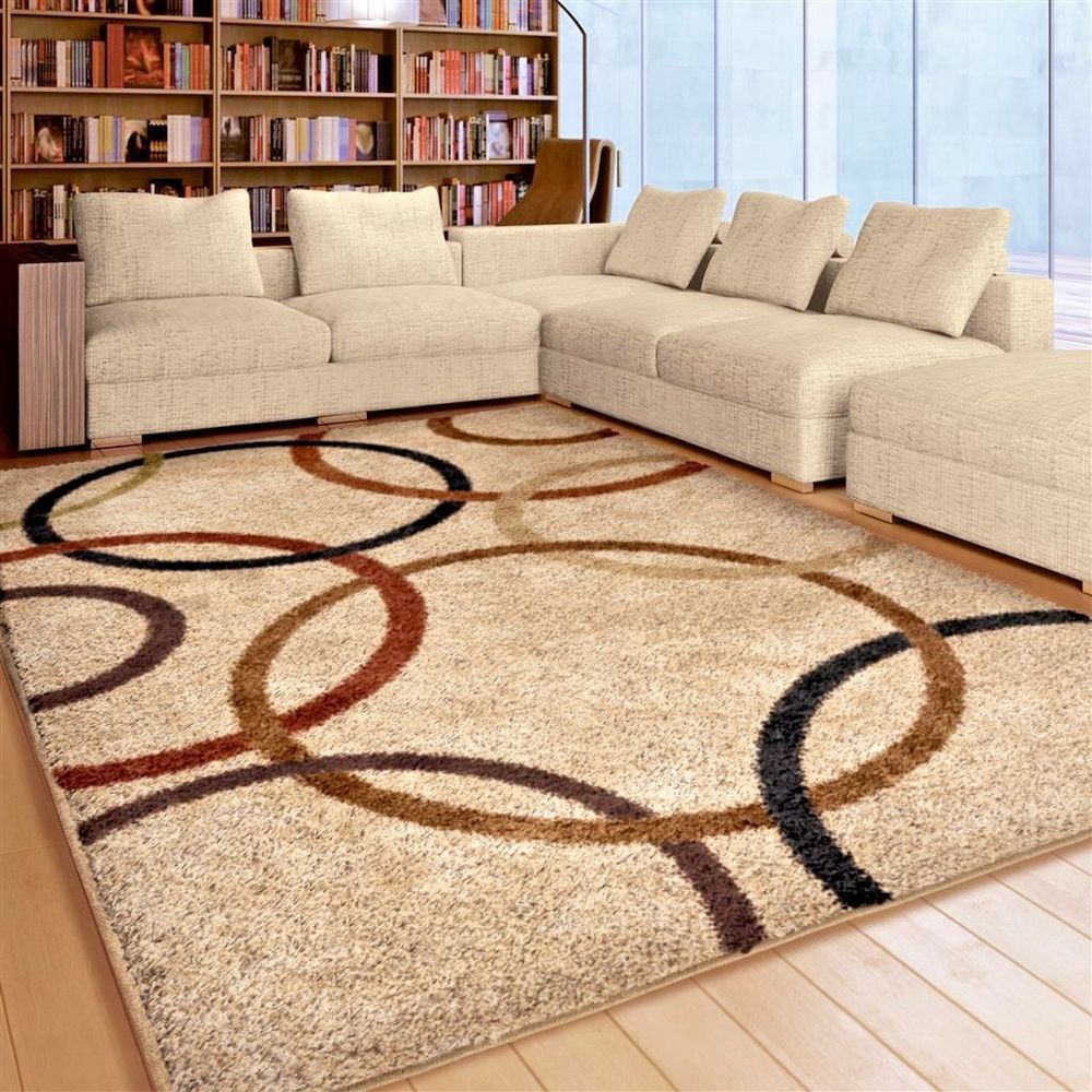 Rugs Area Rugs 8x10 Area Rug Carpet Shag Rugs Living Room Modern