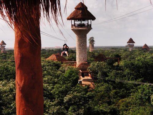 Xplor Park Adventure Tour From Cancun Bucket List