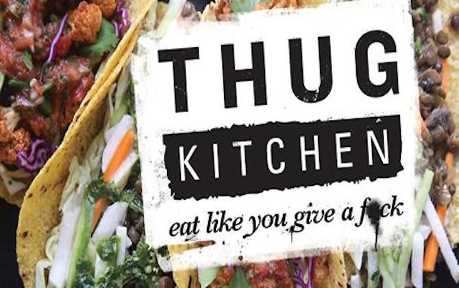 Thug Kitchen: Sweet Potato, Squash, & Black Bean Enchiladas | the kind life