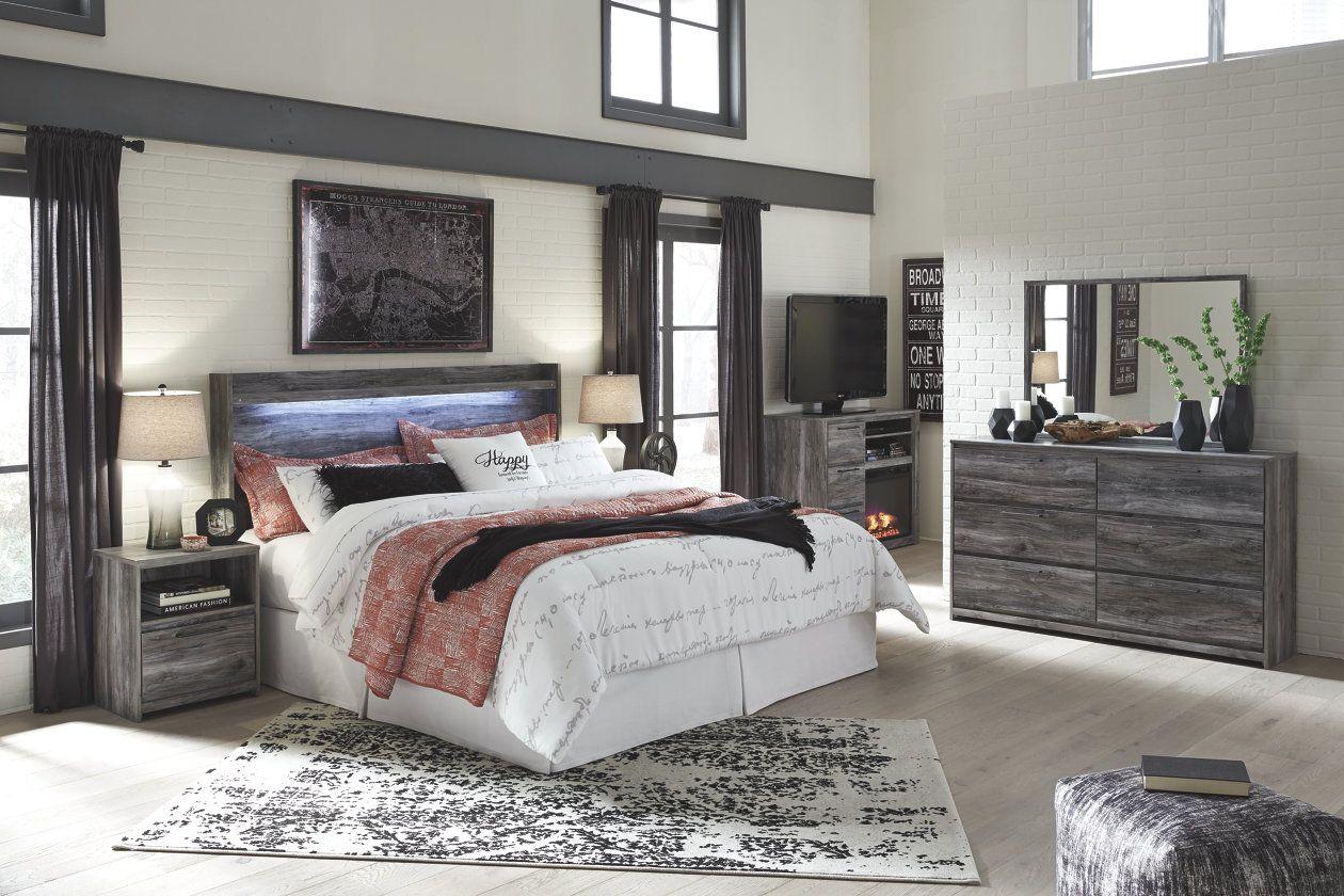 Baystorm King Panel Headboard Ashley Furniture HomeStore