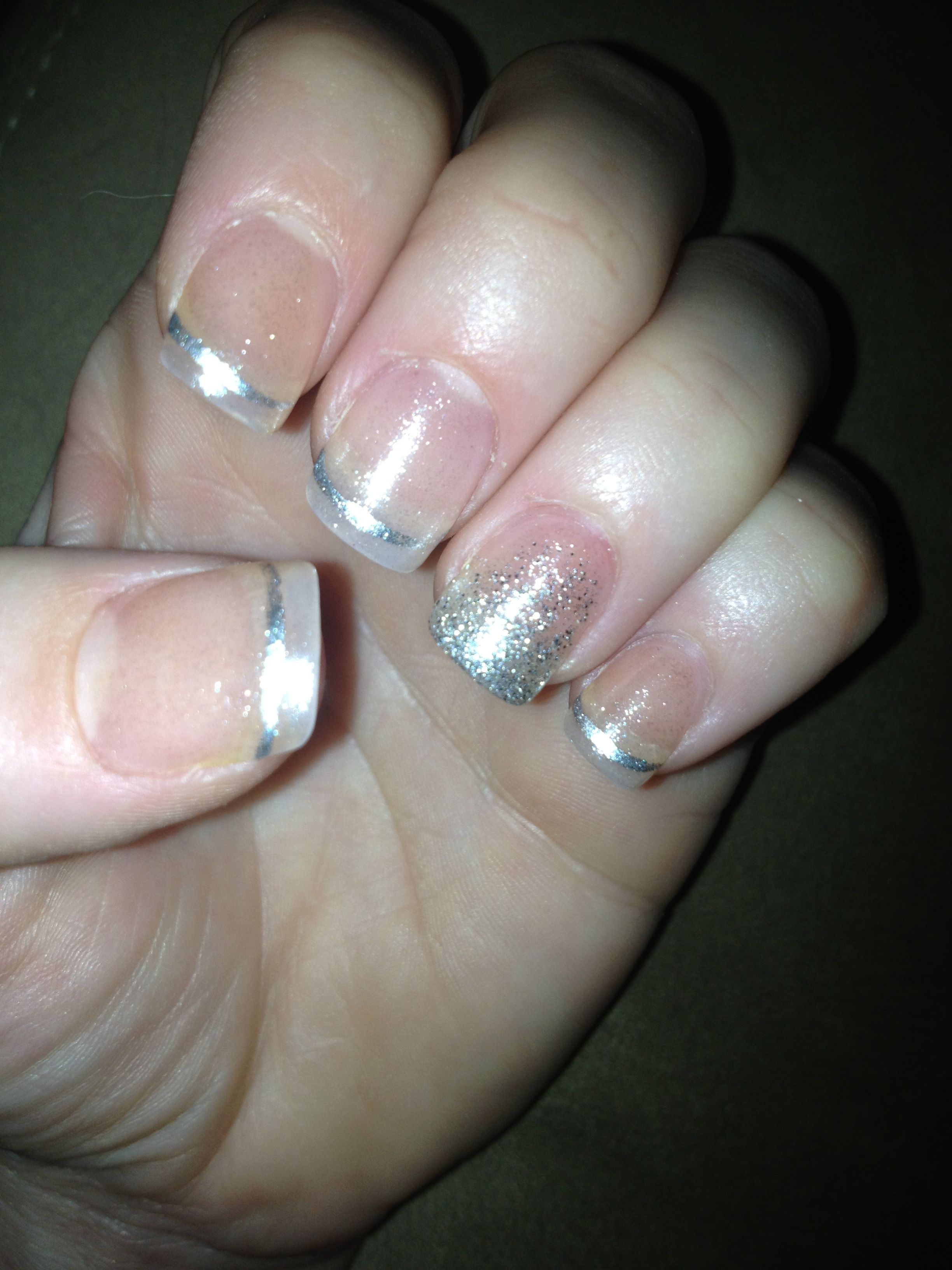 My Nails My Daughter Victoria Aspen Paid For Yesterday 1st Time In Over 4yrs Since I Had Acrylic Nails They Did Them So Lo Fashion Nails Nails Acrylic Nails