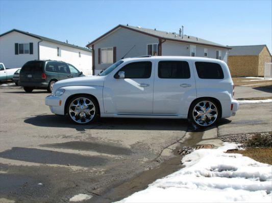 Hhr Chevrolet Hhr Tuning Suv Chevrolet Suv Chevy