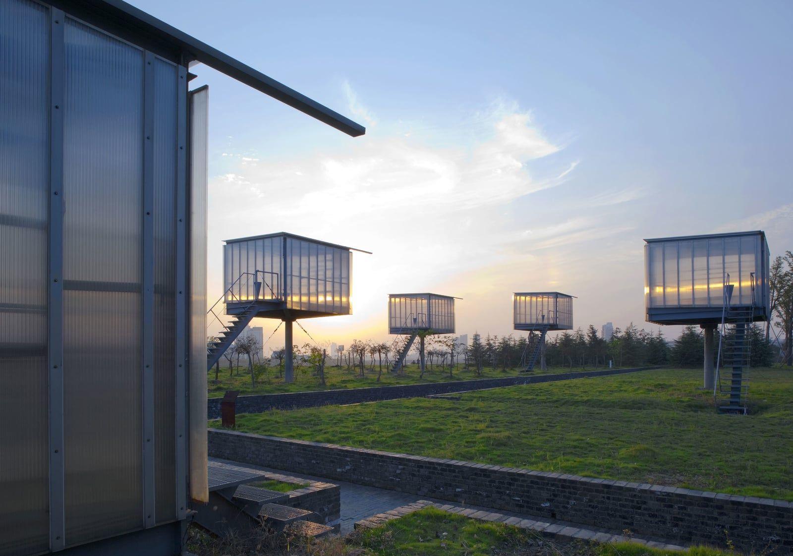 Jiakun Architects, Lv Hengzhong · Tea House