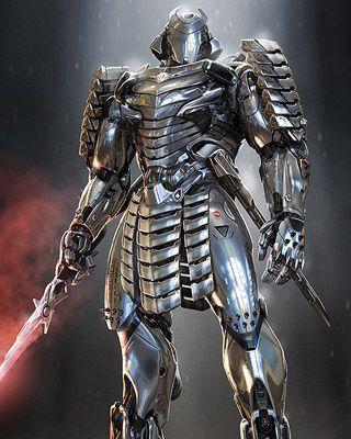 THE WOLVERINE - Concept Art for the Silver Samurai | Silver ...