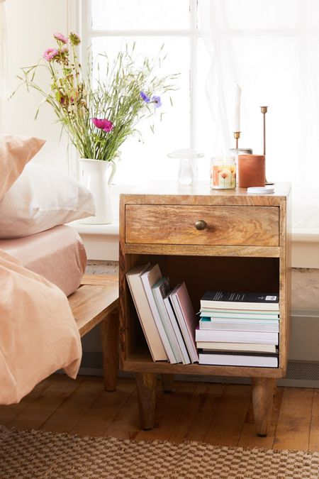 Amelia Nightstand With Images Pvc Furniture Plans Apartment