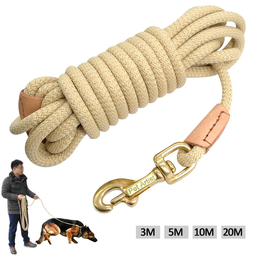 10 99 Long Dog Horse Training Tracking Lunge Rein Leash
