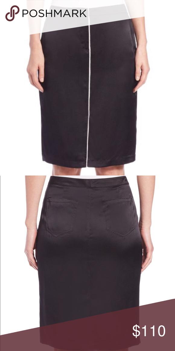 Women's Clothing Brand New Black Skirt Size 10