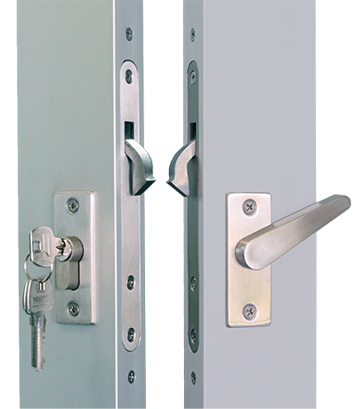 Types Of Handles: Ball Catch   The Sliding Door Company