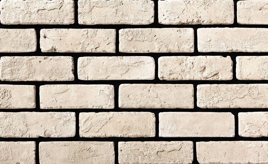 ブリックタイル ブリックタイル 本格的 Diy レンガ 白 レンガタイル 激安 ニューブリック ホワイト フラット セメント系壁面ブリックタイル 1ケース約1m2入り レンガ ブリック タイル