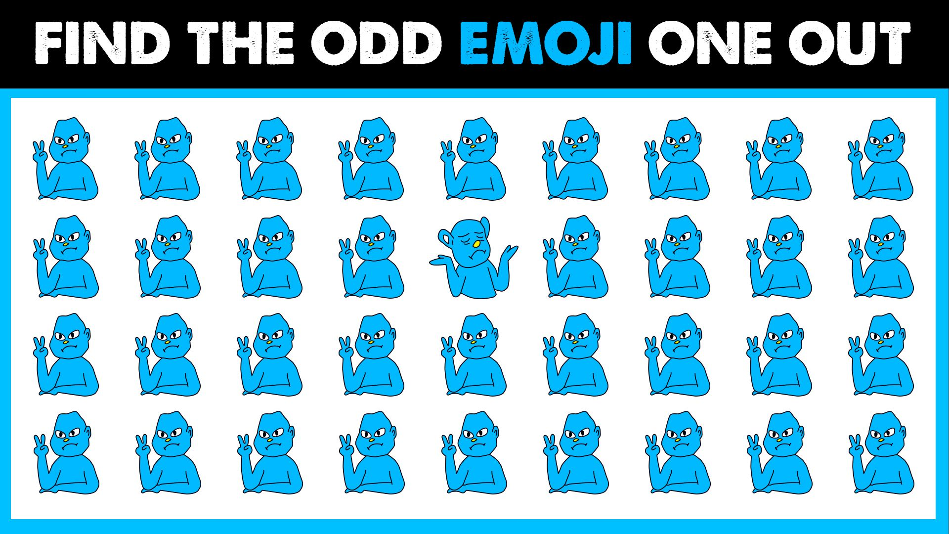 Emoji Odd One Out Puzzles No 140 Find The Difference Spot The Odd One Out Riddlescop In 2021 Guess The Emoji The Odd Ones Out Time Running Out