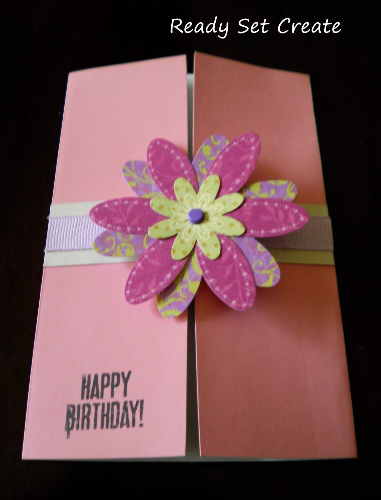 Charming Handmade Greeting Card Making Ideas Part - 12: Do You Ever Make Your Own Greeting Cards? I Used To All The Time But I Kind  ...
