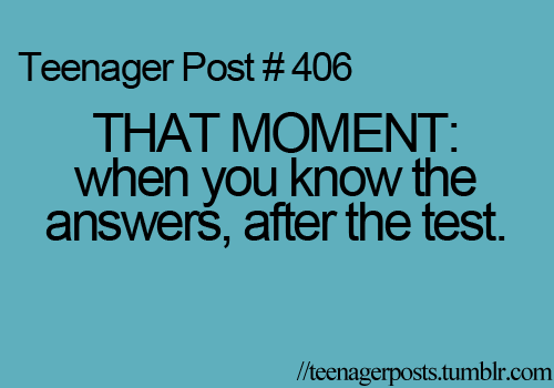 TEENAGER POST shared by ShaeBand on We Heart It