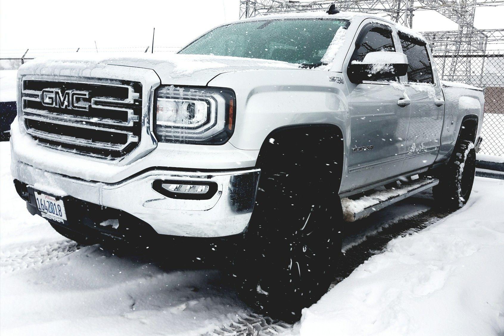 2016 Gmc Sierra 1500 Jacked Up Trucks Trucks Chevy Trucks