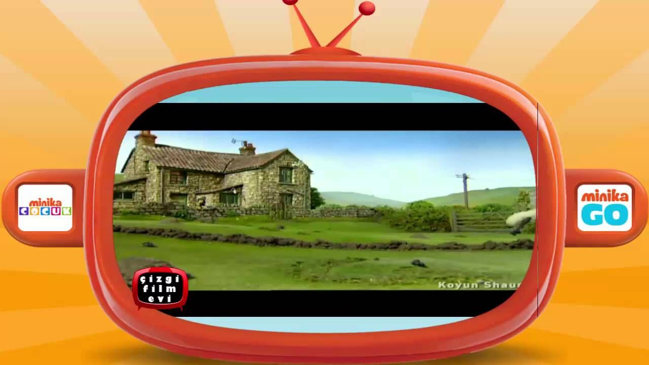Koyun Shaun Paket Servis Minika Go Türkçe çizgi Film Izle