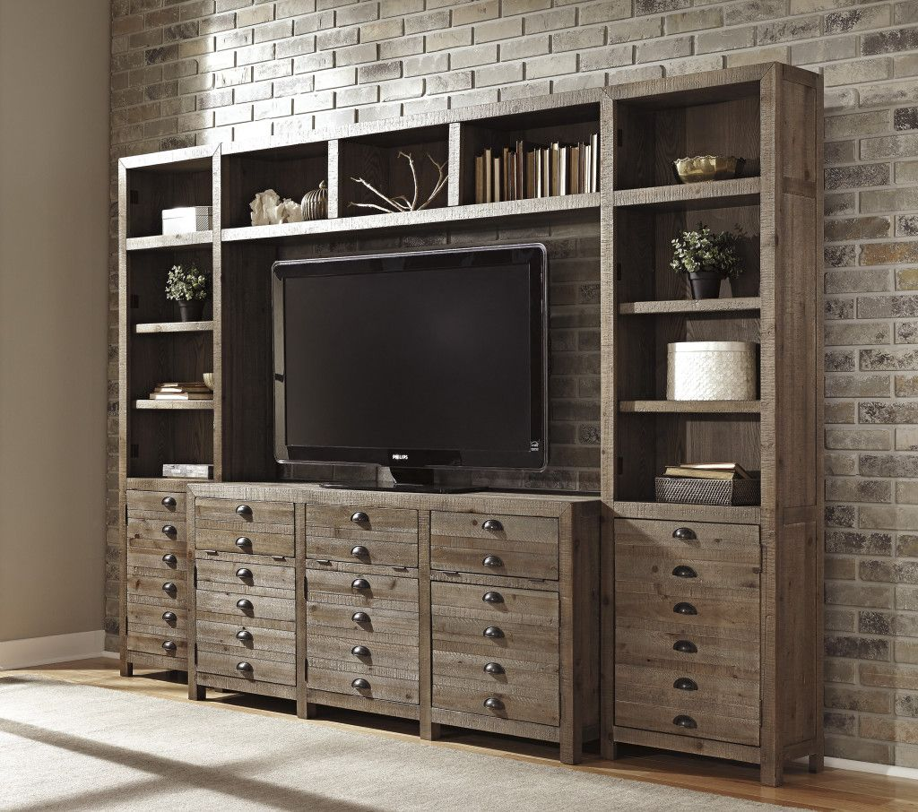 Entertainment Center/TV Stands | Model Home Furnishings