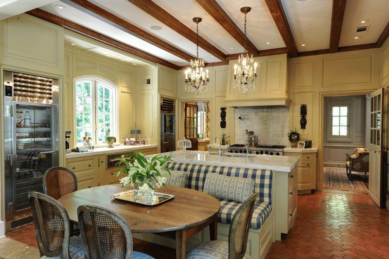 Kitchen Island With Built In Seating Inspiration The Owner Builder Network Kitchen Island With Bench Seating Country House Interior Kitchen Island With Seating