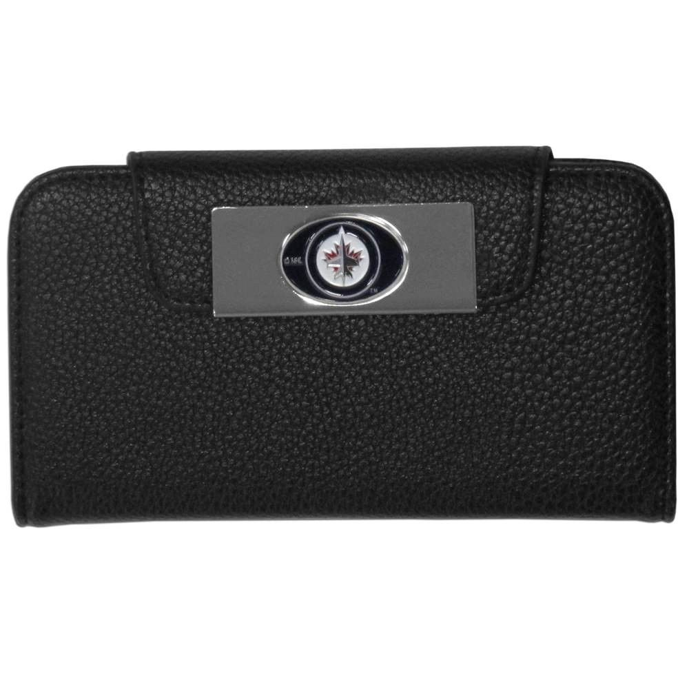 Winnipeg Jets™ iPhone 5/5S Wallet Case HWCI155