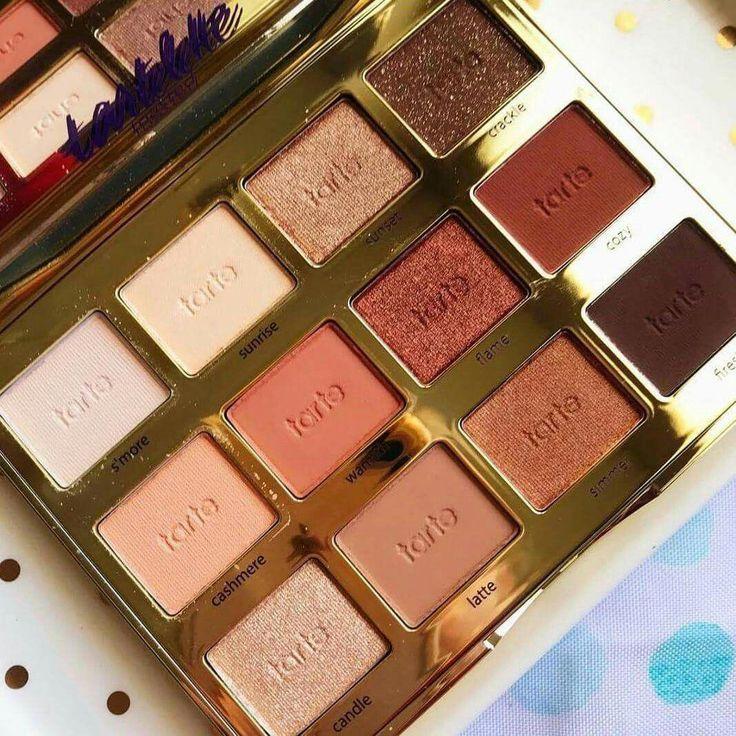 Photo of Tart Toasted Eyeshadow Palette Makeup Fall / Fall #makeupideaseyeshad …