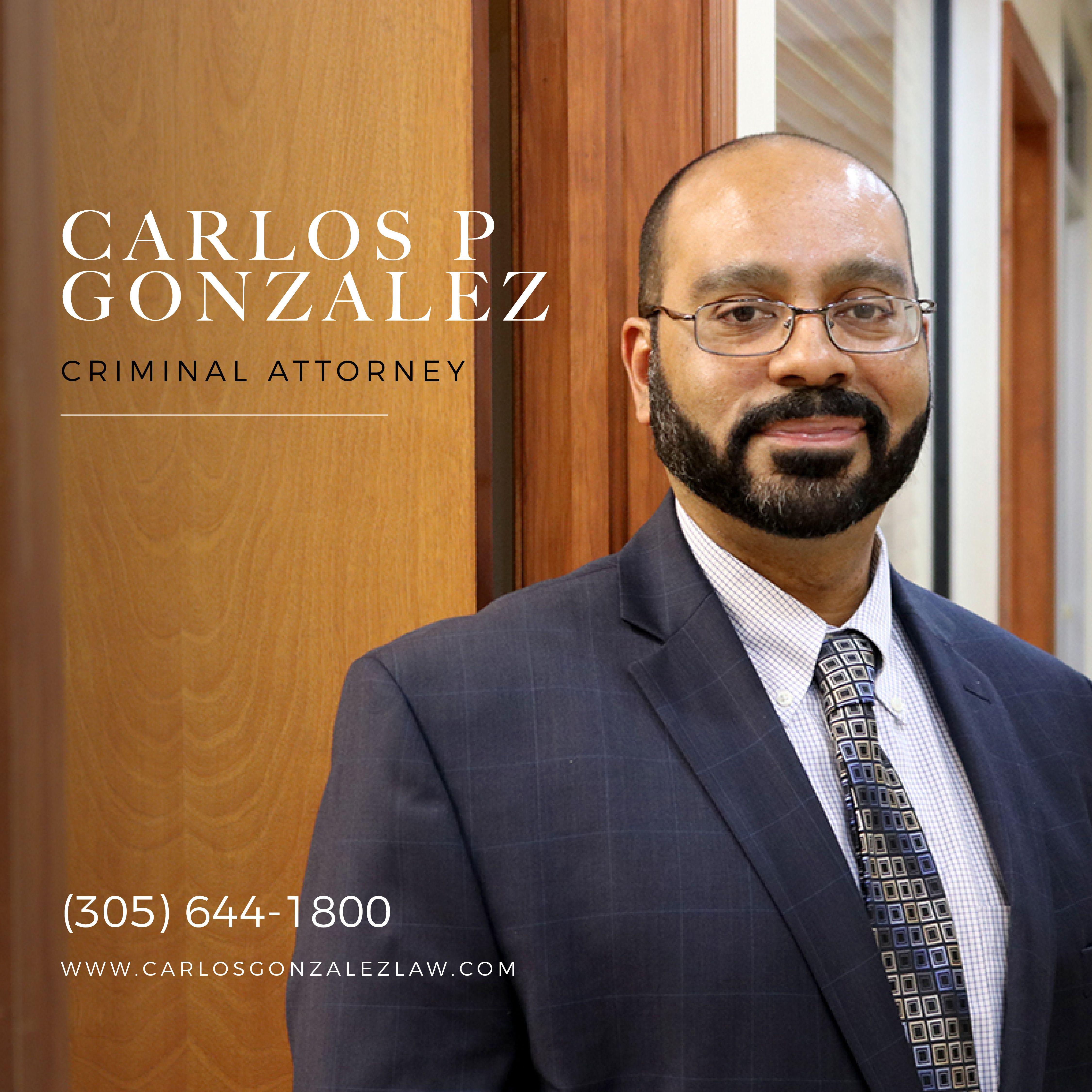 Meet Miami S Dui Attorney Carlos Gonzalez Carlos Gonzalez Law Is