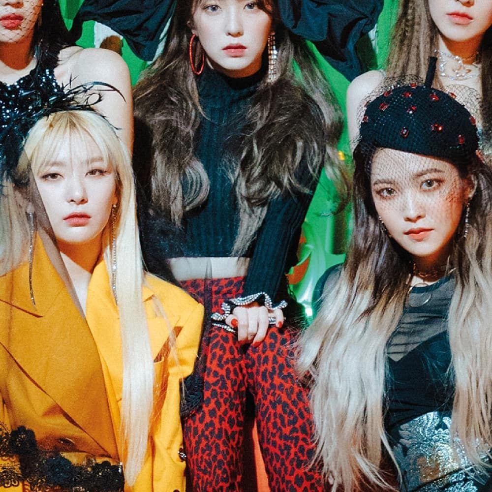 Youpop KPOP Red Velvet The 5th Mini Album RBB Really Bad