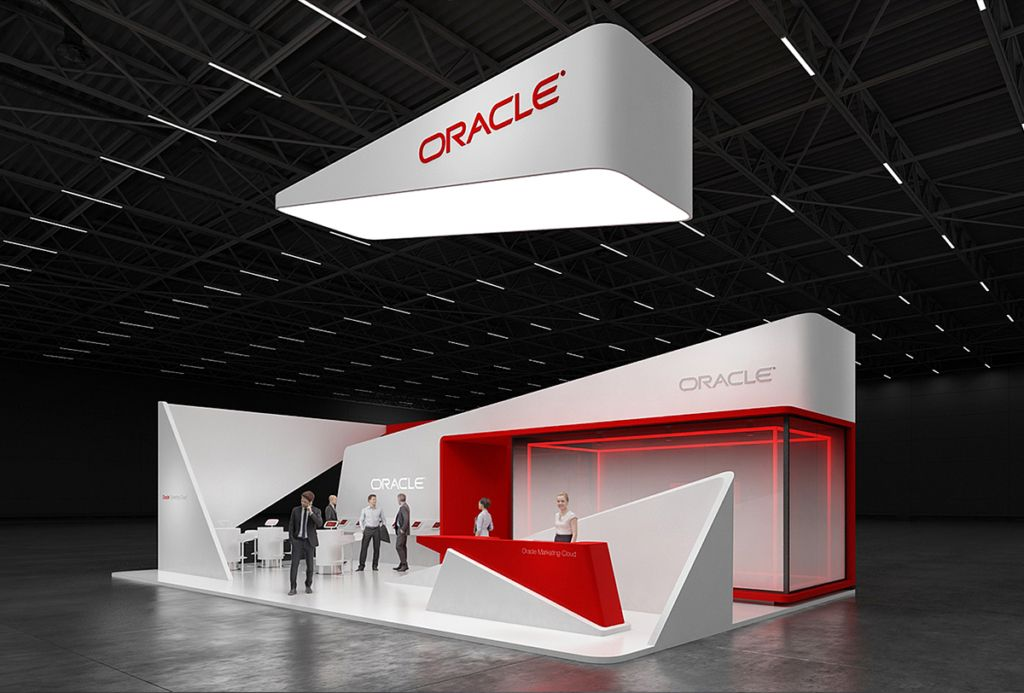 Gm Exhibition Stand Design : Oracle exhibition stand design idea gm stand design booth