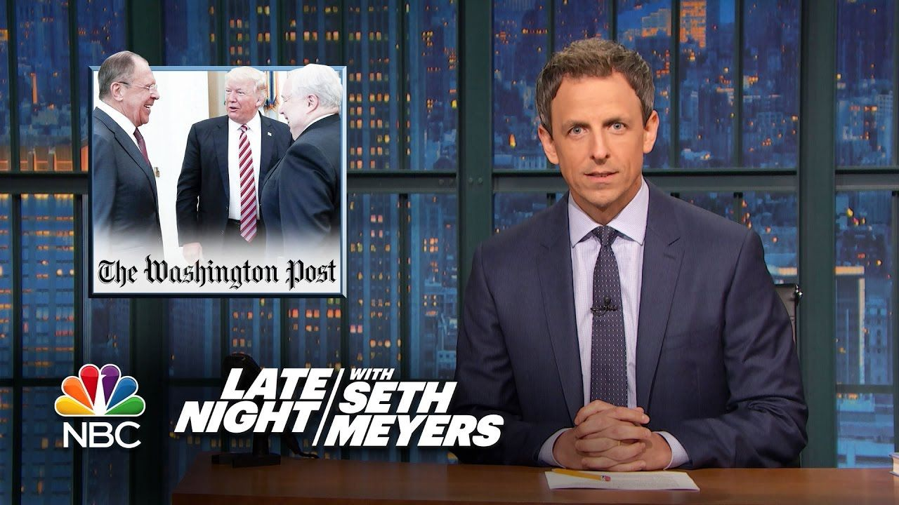 Trump Revealed Classified Info to Russians, Yankees Retire Jeter's Numbe...