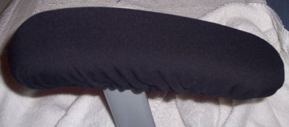 Black Desk Chair Armrest Cover By Lalasporch On Etsy 6 99