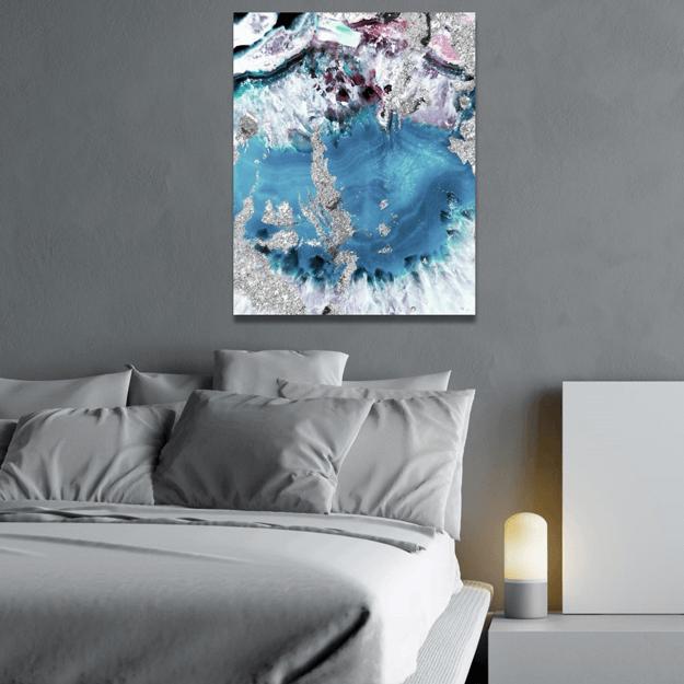 Best Pantone Niagara Pantone Gray Bedroom And Slate 400 x 300