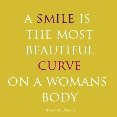beautiful curve
