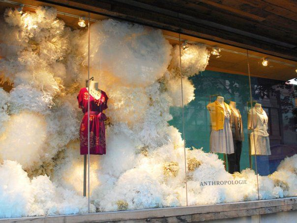 Anthropologie - Holiday 2009 - Portland, OR
