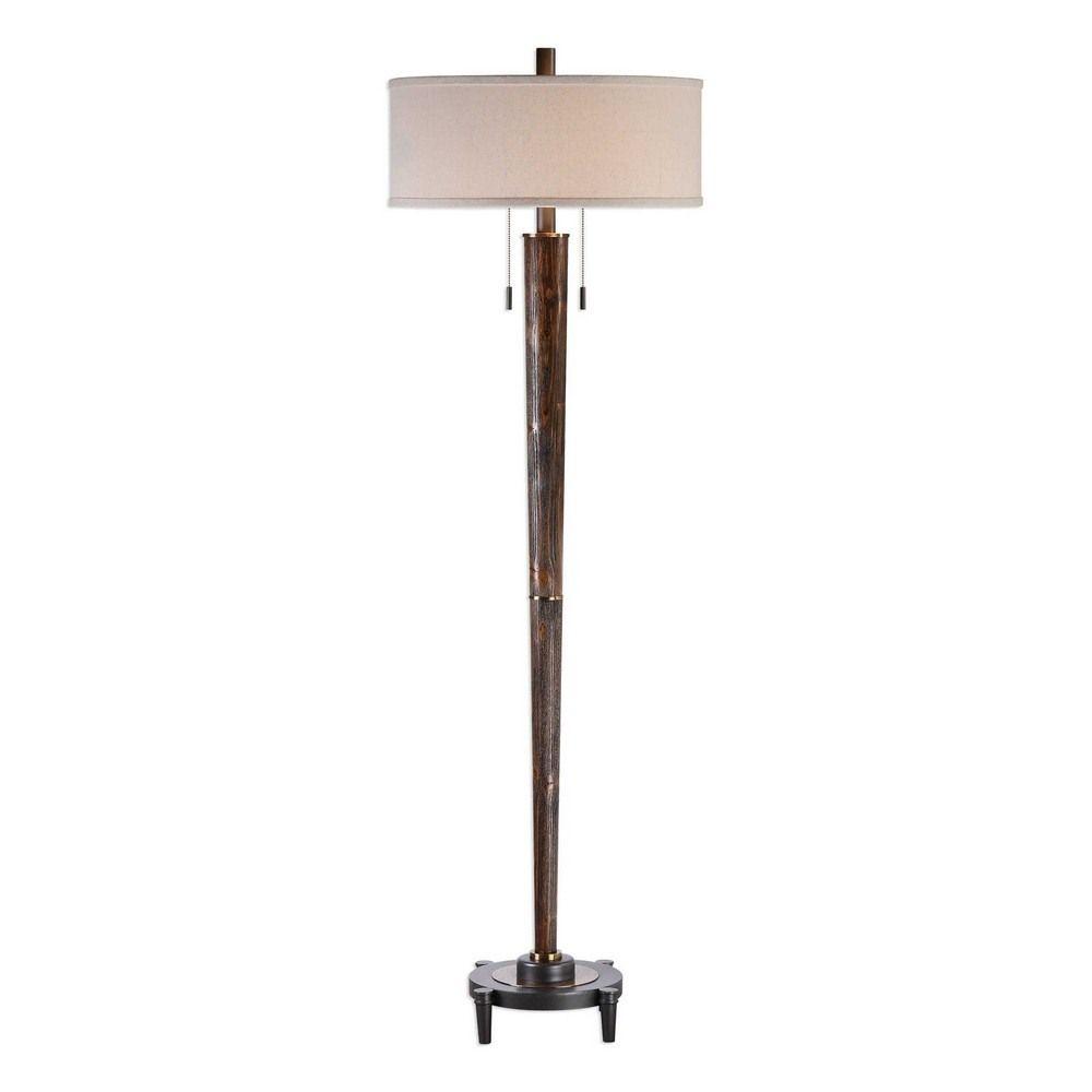 Stylesoflighting Rhett Two Light Floor Lamp Lampen