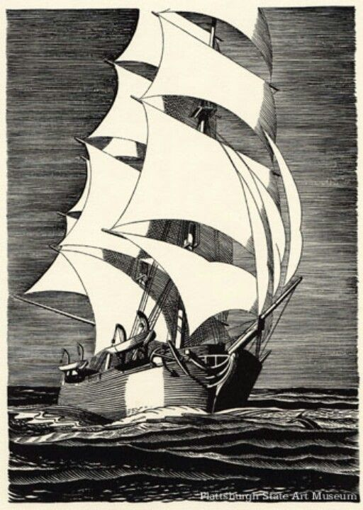 Captain Ahab's ship