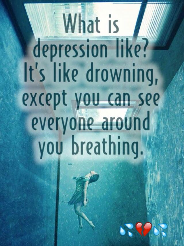 how to get out of very deep depression