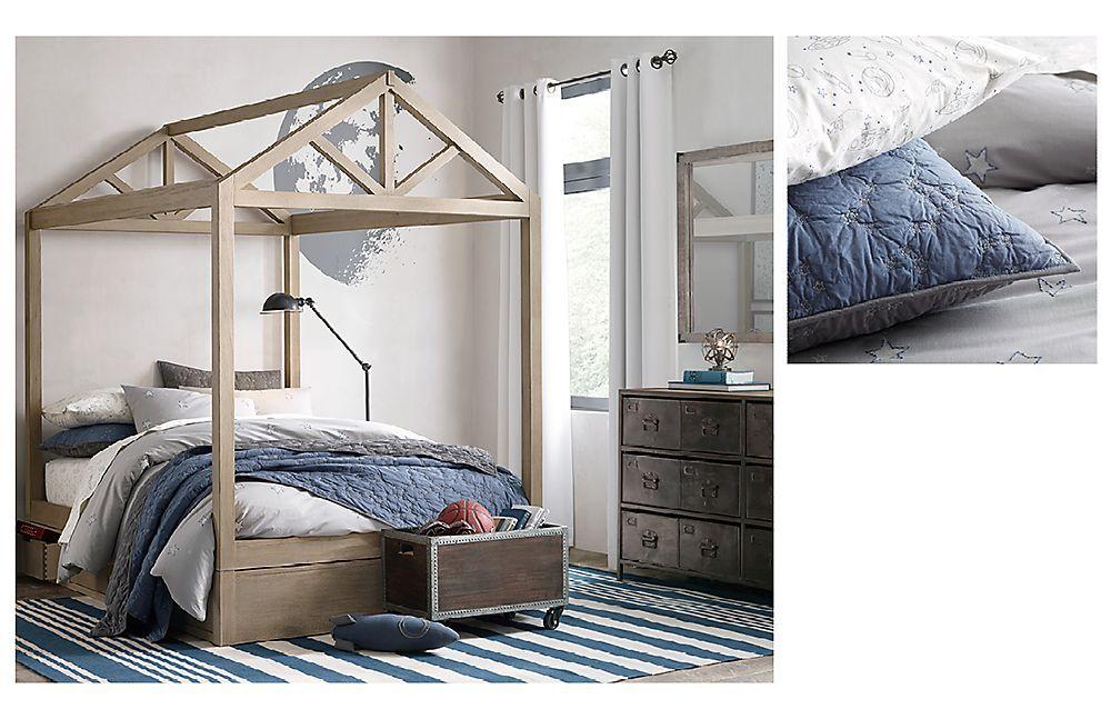 Rooms Restoration Hardware Baby & Child House frame