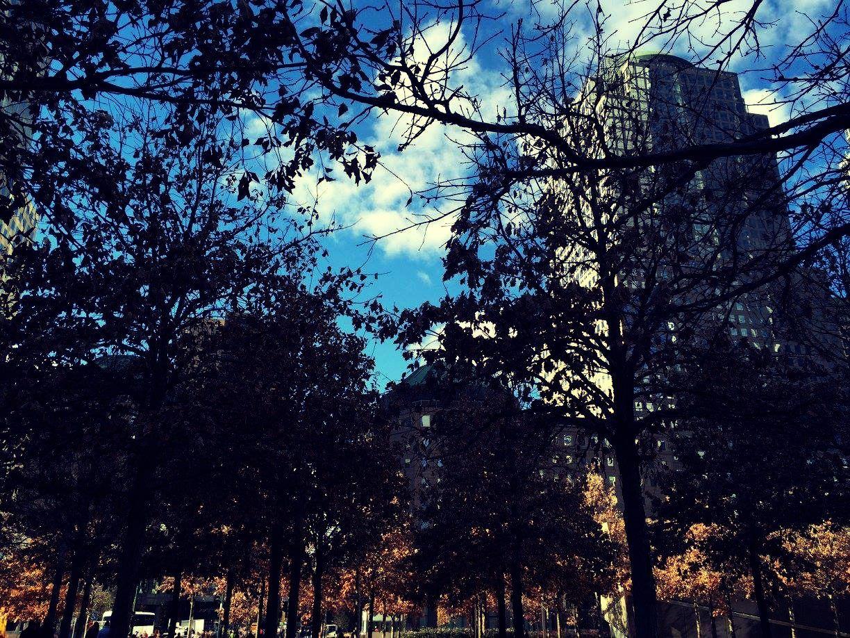 Ground Zero, NYC photo by Susana Zatarain