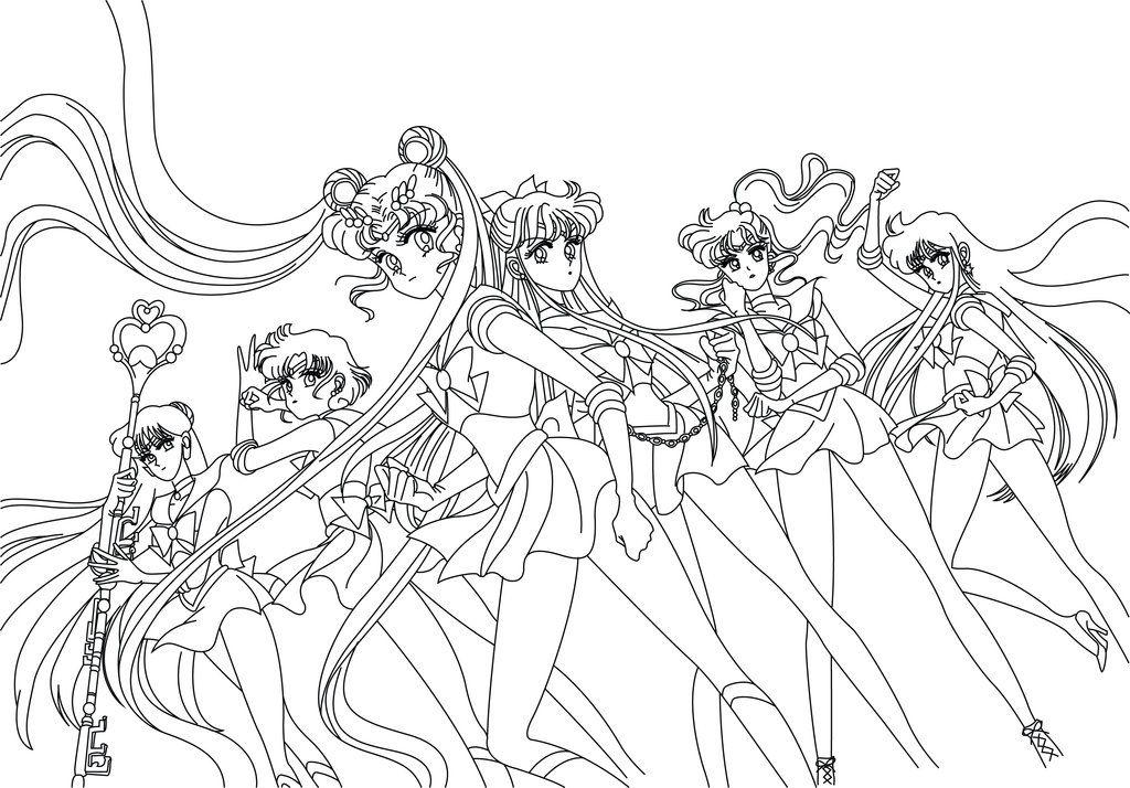 Coloring Blank Inners Pluto2 By Sailor Jade Iris On Deviantart Sailor Moon Coloring Pages Sailor Moon Party Coloring Pages