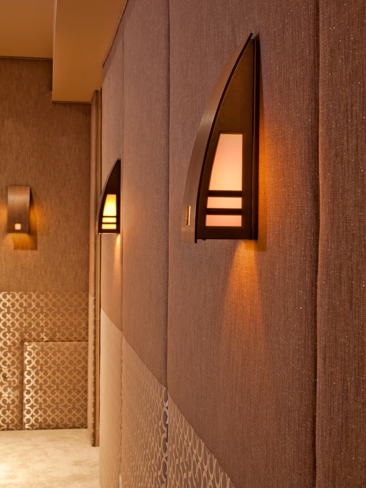 layered lighting. A Layered Lighting Plan That Includes General-purpose, Accent And Decorative Fixtures Provides Varying