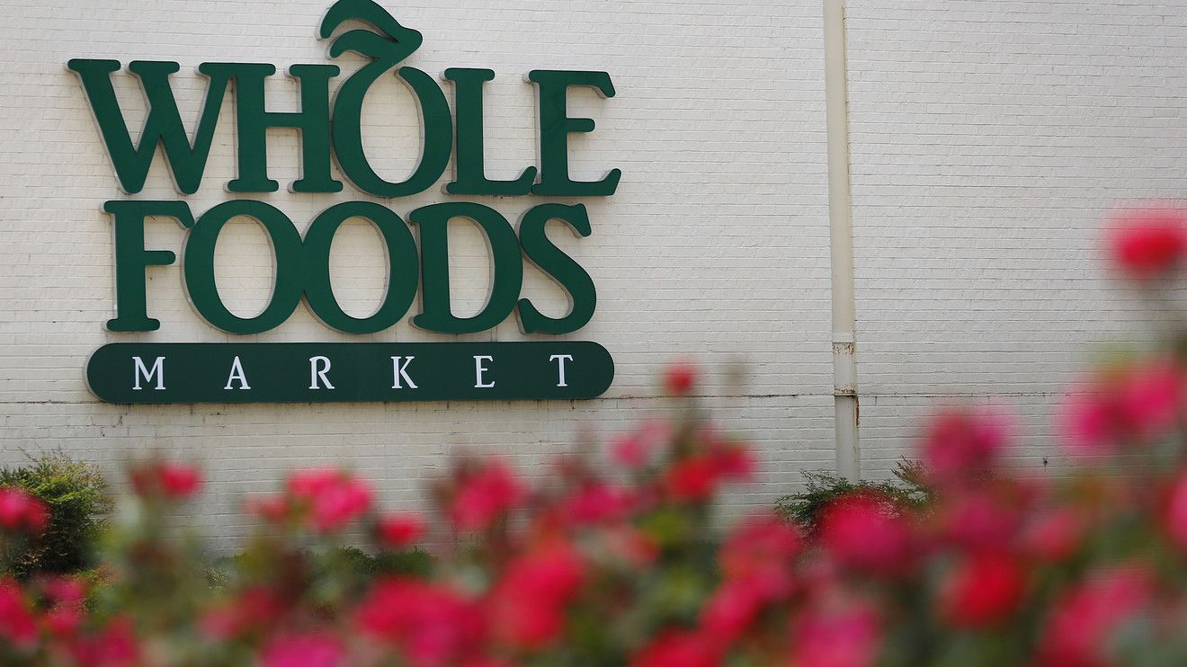 Inc said it would buy whole foods market inc