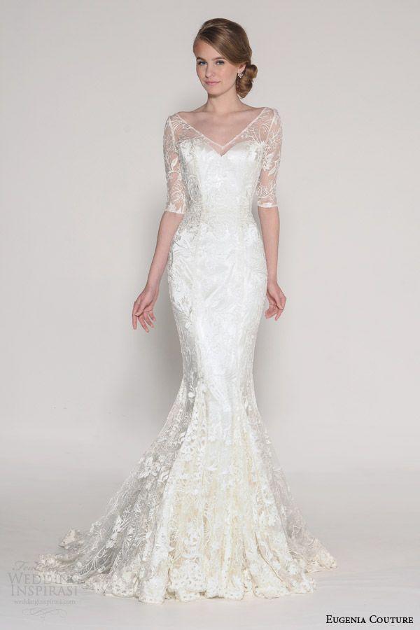 Eugenia Couture Spring 2016 Wedding Dresses