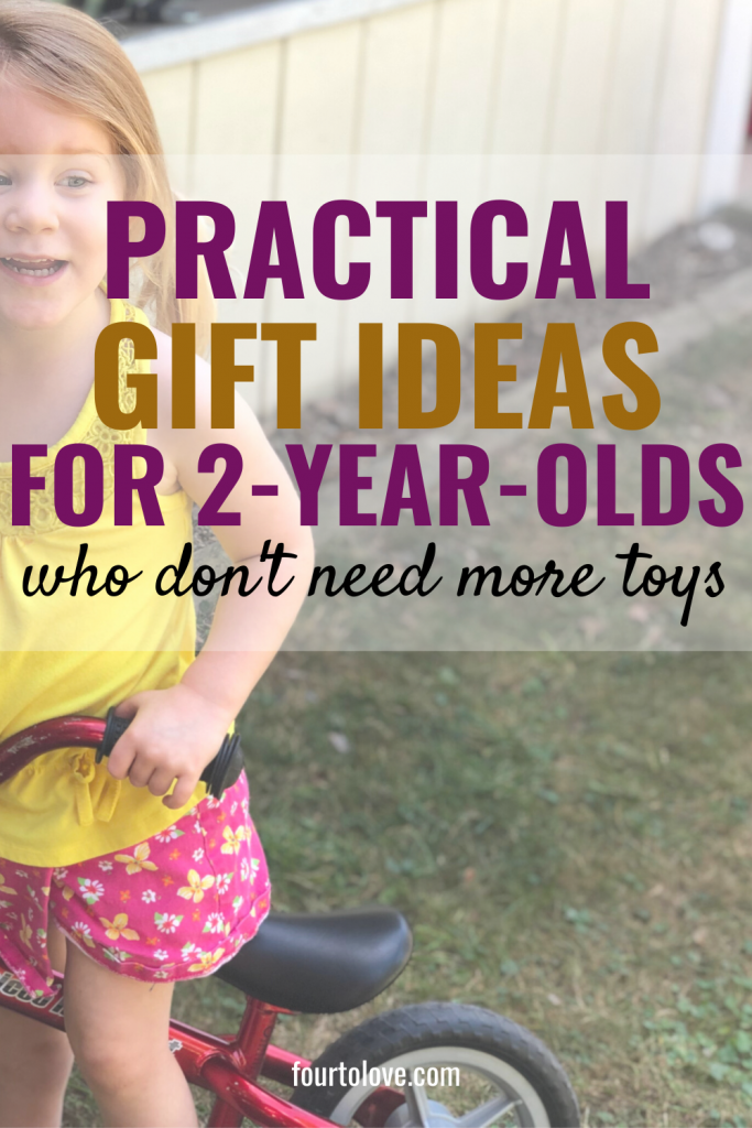 30 Practical Gifts For Two Year Olds That Parents Will