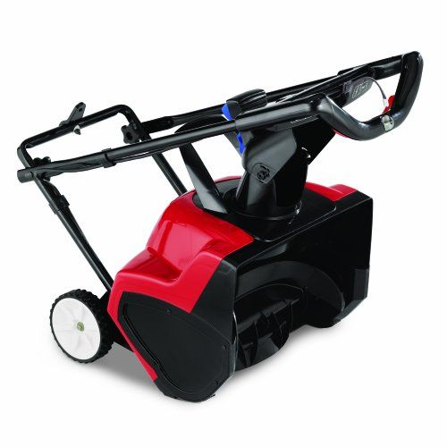 Toro 38381 Electric 1800 Curve Snow Blower Snow Blower Snow Blowers Riding Lawn Mowers