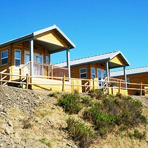 Book a charming beach cottage Jalama Beach