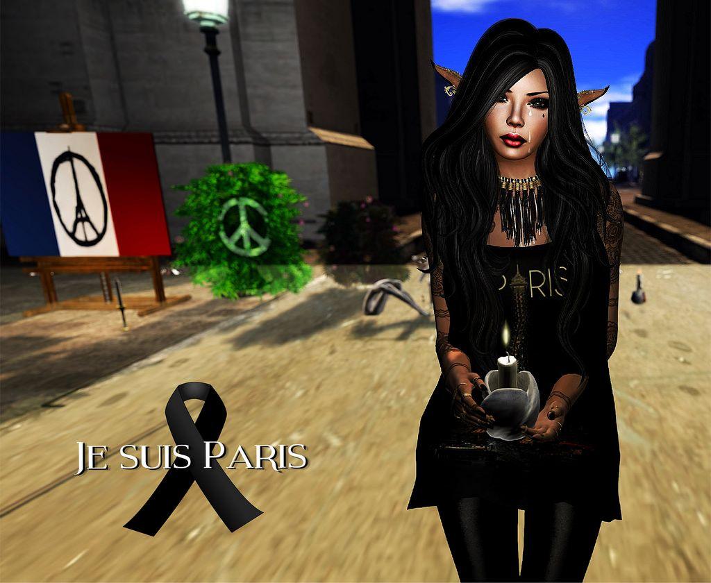 Je Suis Paris  http://theantigirlygirl.com/2015/11/16/je-suis-paris/